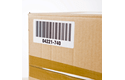 Genuine Brother DK-11240 Label Roll – Black on White, 102mm x 51mm 2