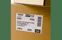 DK-11241 grandes étiquettes d'expédition 2