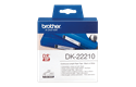 Originele Brother DK-22210 labels