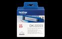 DK-22223 ruban continu papier blanc 50mm