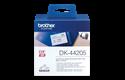 Brother DK-44205 Endlosetiketten – schwarz auf weiß