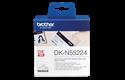Originalna Brother DK-N55224 neskončna nelepljiva papirnata rola