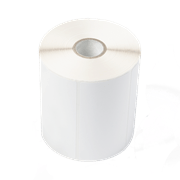 White label roll for TD label printer