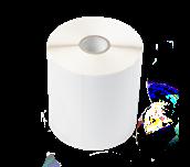Rollo de etiquetas pre cortadas de transferencia térmica semi-brillante BCS-1J074102-121 Brother