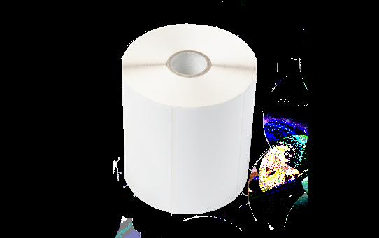 BUS-1J074102-121 Rouleau d'étiquettes découpées non couchées à transfert thermique