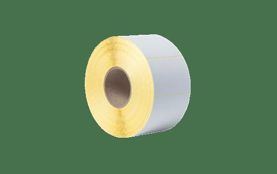 BCS-1J074102-203 rola rezanih naljepnica s vrhunskim premazom za ispis termalnim prijenosom 3