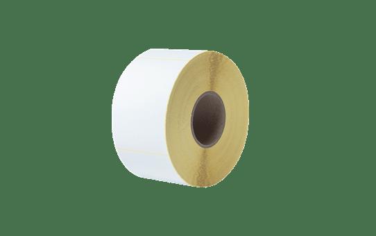 BCS-1J150102-203 rola izsekanih nalepk z vrhunskim premazom za tiskanje s termičnim prenosom