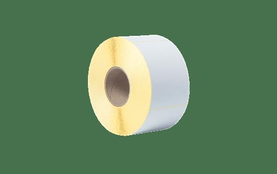 Obestrukna stansade etiketter för termotransferteknik på rulle – BUS-1J150102-203 3
