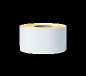 BUS1J074102203 etikettrull med ubelagte etiketter i fast format for termisk overføring