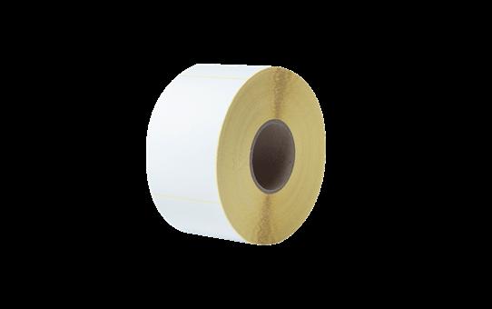 BUS1J150102203 etikettrull med ubelagte etiketter i fast format for termisk overføring