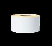 Nedengtas terminio perdavimo iš anksto suskirstytų baltų etikečių ritinėlis BUS-1J150102-203