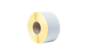 Uncoated Thermal Transfer Die-Cut White Label Roll BUS-1J150102-203 3