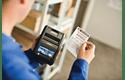 BDL-7J000076-066 thermisch papier voor tickets van 76 mm 5