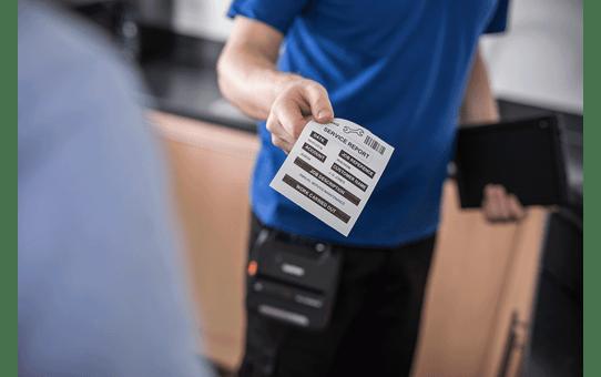 BDL-7J000102-058 Endlospapierrolle  5