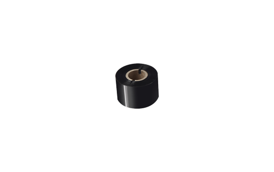 BRP-1D300-060 - Ruban encreur noir en résine premium à transfert thermique 2
