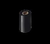 Premium Resin Thermal Transfer Black Ink Ribbon BRP1D300110