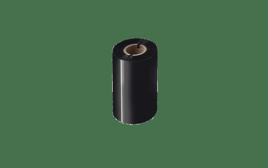 BRP-1D300-110 ribbon cu cerneală neagră și rășină premium pentru transfer termic