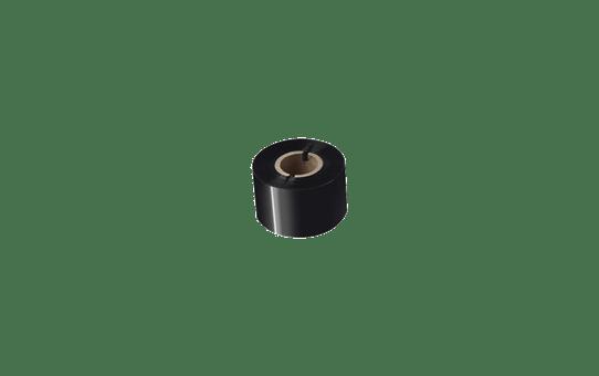 Svart färgband BRS-1D300-060 i premiumvax/-harts för termotransferteknik 2