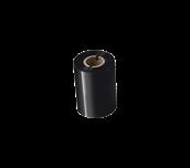 BRS1D300080 sort bånd i standard harpiks for termisk overføring