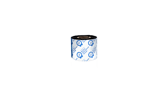 Standarta sveķu termo pārneses melnas tintes lente BRS-1D300-080 3