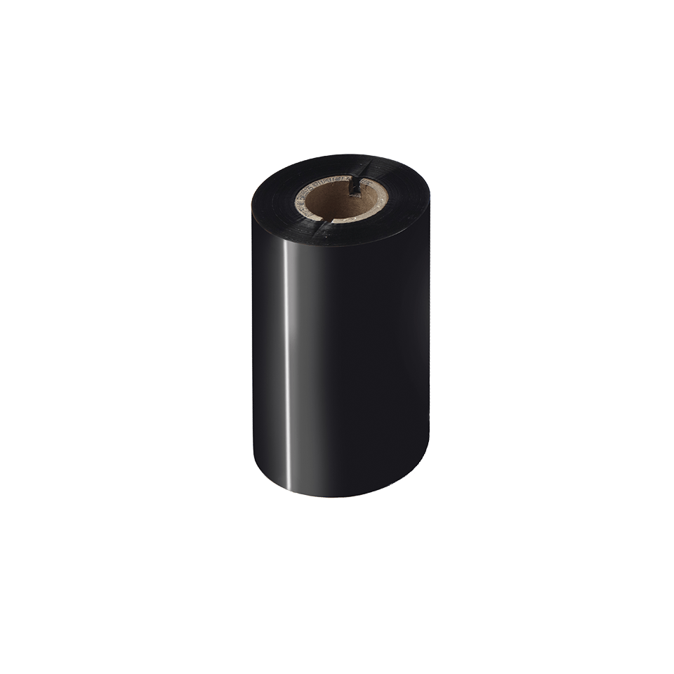 Crna tintna traka u roli za termalni prijenos-sprijeda