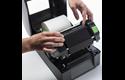 BSP-1D300-110 premium voštano-smolasta tintna traka/ribon za termalni prijenos 3