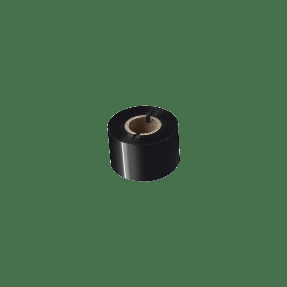Standarta vaska/sveķu termo pārneses melnas tintes lente BSS-1D300-060 2