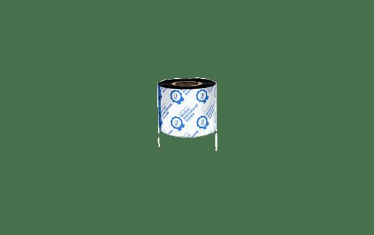 BSS-1D300-060 - Ruban encreur noir en cire / résine standard à transfert thermique  3