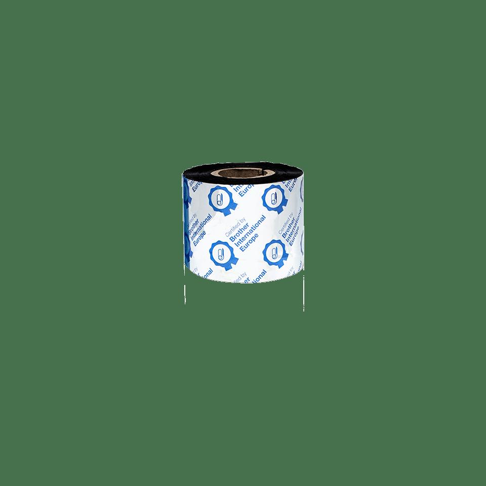 Standarta vaska/sveķu termo pārneses melnas tintes lente BSS-1D300-060 3