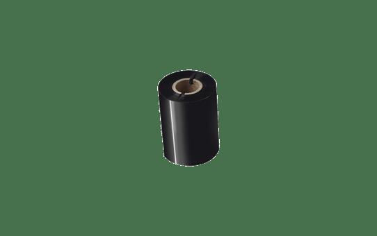 BSS-1D300-080 - Ruban encreur noir en cire / résine standard à transfert thermique 2