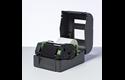Prémiová vosková termotransferová černá barvonosná páska BWP-1D300-110  2