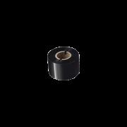 BWS1D300060 60mm black thermal transfer ribbon transparent background