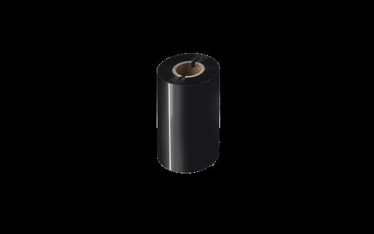 BWS-1D300-110 - Ruban encreur noir de cire standard à transfert thermique