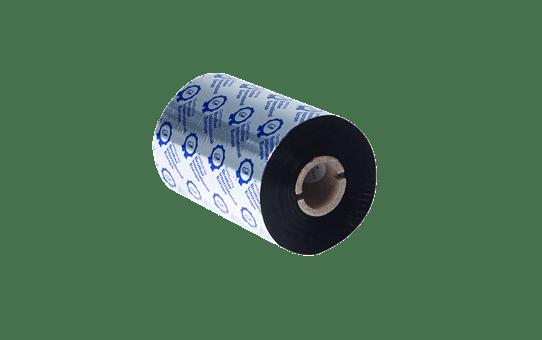 Išskirtinės kokybės juodo rašalo terminio perdavimo juosta iš dervos  BRP-1D450-110