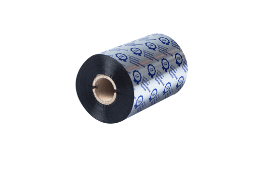 BRP-1D450-110 - Ruban encreur noir en résine premium à transfert thermique 3