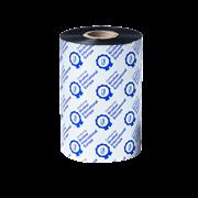 BRS1D450110 450 m barvonosná páska pro tiskárnu TJ s průhledným pozadím z přední strany