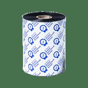 Rollo de ribbon de resina premium BRS1D600110 Brother