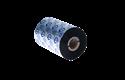 BSP-1D450-110 premium voščeno-smolnati črni črnilni trak/ribon za tiskanje s termičnim prenosom