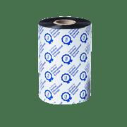 BSP1D450110 450 m barvonosná páska pro tiskárnu TJ s průhledným pozadím z přední strany