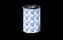 BSS-1D450-110 standardni voščeno-smolnati črni črnilni trak/ribon za tiskanje s termičnim prenosom 2