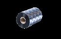 BSS-1D450-110 standard wax/Resin (viasz / gyanta) termáltranszfer fekete festékfólia 3