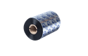 Ruban encreur noir de cire/résine standard à transfert thermique BSS-1D450-110 (Boîte avec 8 rouleaux) 3