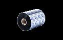 BSS1D600110 sort bånd i standard voks/harpiks for termisk overføring
