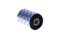 Премиум восъчна термотрансферна лента с черно мастило BWP-1D450-110