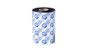 Премиум восъчна термотрансферна лента с черно мастило BWP-1D450-110 2