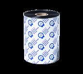 BWP1D600110 sort bånd i premium voks for termisk overføring