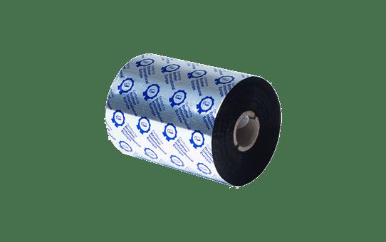 Aukščiausios kokybės vaško terminio perdavimo juodo rašalo juosta BWP-1D600-110  3
