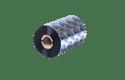 Ribon cu cerneală neagră și ceară standard pentru transfer termic BWS-1D450-110 3