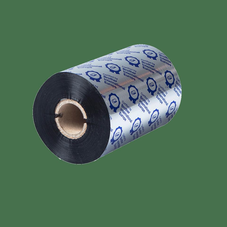 BWS-1D450-110 standardna voštana crna tintna traka/ribon za ispis termalnim prijenosom 3