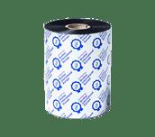 BWS1D600110 sort bånd i standard voks for termisk overføring